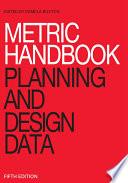 Metric Handbook Book PDF