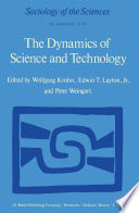The Dynamics of Science and Technology Book