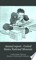 Report of the United States National Museum