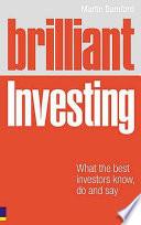 Brilliant Investing Book