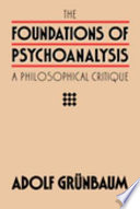 The Foundations of Psychoanalysis