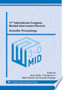 11th International Congress Molded Interconnect Devices – Scientific Proceedings