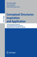 Conceptual Structures  Inspiration and Application