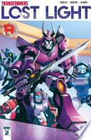 Transformers  Lost Light  2 Book