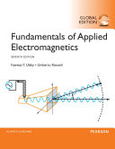 Fundamentals of Applied Electromagnetics  Global Edition