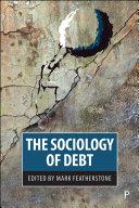 The sociology of debt Pdf/ePub eBook