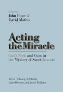 Acting the Miracle Book