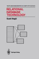 Relational Database Technology