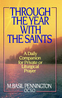 Through the Year with the Saints