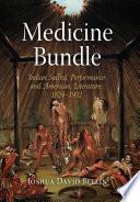 Medicine Bundle Book