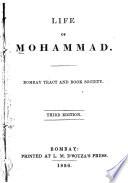 Life of Mohammed