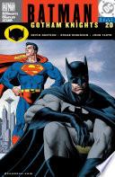 Batman  Gotham Knights  2000    20 Book