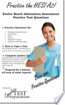 Practice The Hesi A2 Health Education Systems Practice Test Questions Book PDF