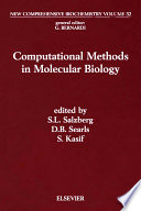 Computational Methods In Molecular Biology Book PDF
