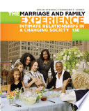"""""""The Marriage and Family Experience: Intimate Relationships in a Changing Society"""" by Bryan Strong, Theodore F. Cohen"""