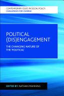 Political (dis)engagement Pdf/ePub eBook