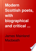 Modern Scottish Poets