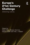 Europe's 21st Century Challenge Pdf/ePub eBook