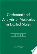 Conformational Analysis of Molecules in Excited States