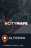 City Maps Altoona Pennsylvania  USA