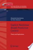 Explicit Nonlinear Model Predictive Control
