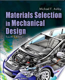 Materials Selection in Mechanical Design Book
