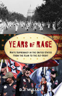 Years of Rage Book