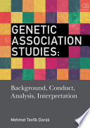 Genetic Association Studies Background Conduct Analysis Interpretation Book PDF