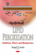 Lipid Peroxidation