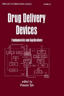 Drug Delivery Devices Book PDF