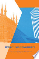 Research in Building Physics