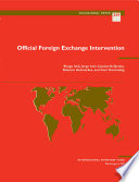 Official Foreign Exchange Intervention