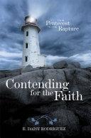 Pdf Contending for the Faith