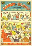 The Dandy and the Beano, 1937-1969