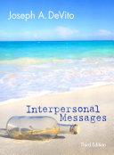 Interpersonal Messages Pdf/ePub eBook