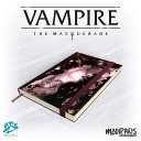 Vampire - The Masquerade Notebook