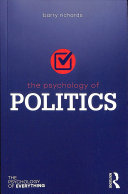 link to The psychology of politics in the TCC library catalog