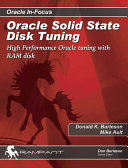 Oracle Solid State Disk Tuning