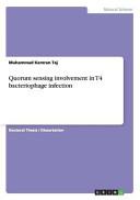 Quorum Sensing Involvement in T4 Bacteriophage Infection