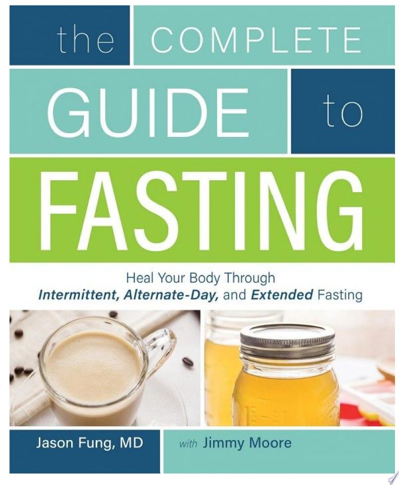 The Complete Guide to Fasting image