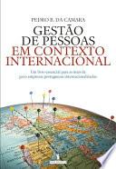 Gestão de Pessoas em Contexto Internacional