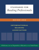 Standards for Reading Professionals   Revised 2010