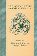 Carbohydrates in Drug Design Book