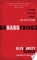 Do Hard Things Book