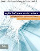 Agile Software Architecture