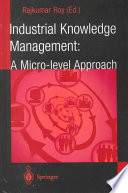Industrial Knowledge Management Book