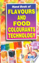 Hand Book Of Flavours Food Colourants Technology Book PDF