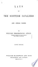 Lays of the Scottish cavaliers and other poems ... Ninth edition