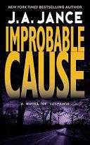 Improbable Cause Pdf/ePub eBook