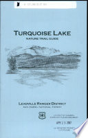 Turquoise Lake nature trail guide Book PDF